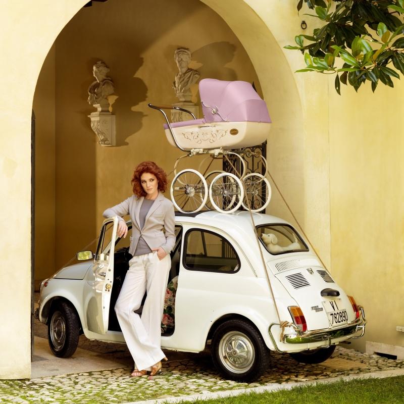 Trio Inglesina Classica Premium Pack Travel System