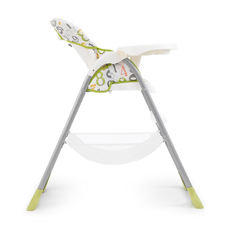 Cadeira de refeição Joie Mimzy Snacker High Chair