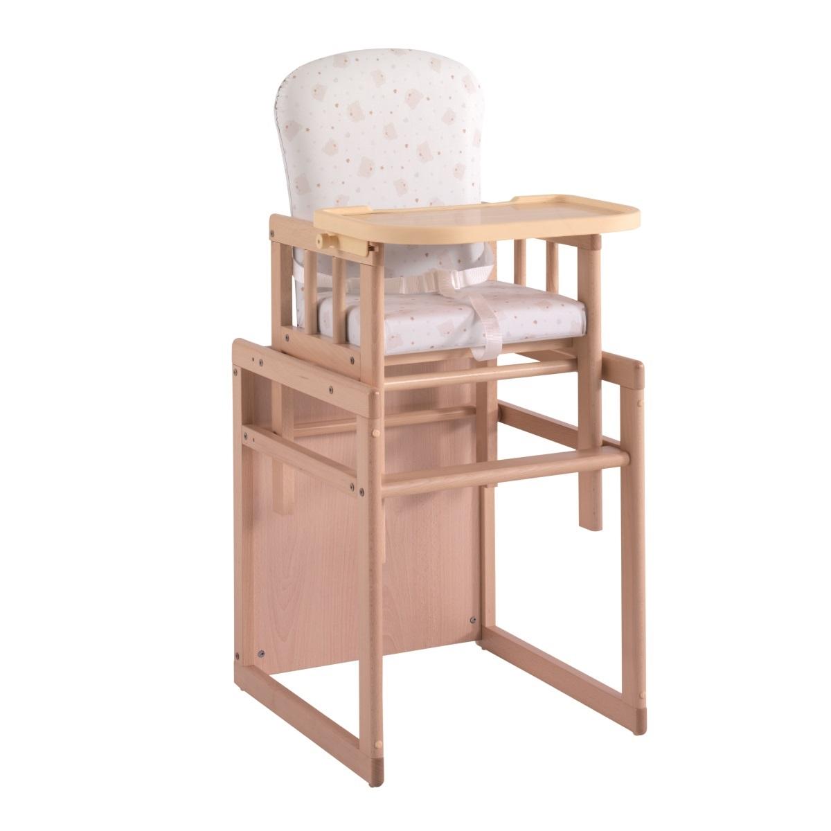 Cadeira de refeição evolutiva Micuna T-950 Plus High Chair