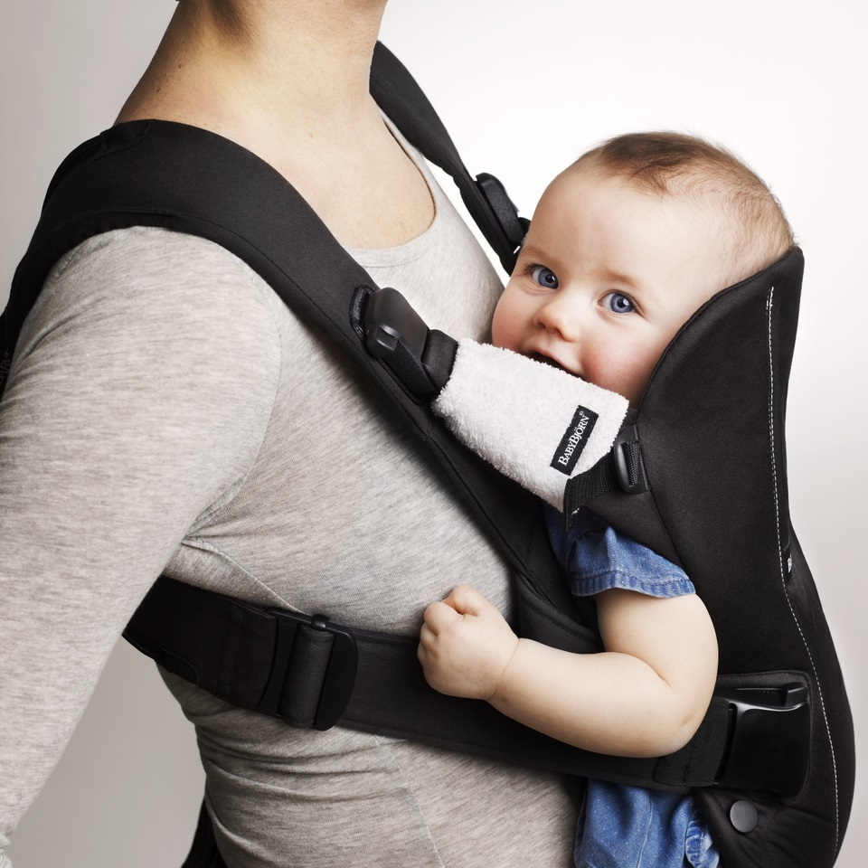 Protetores tirantes BabyBjörn Baby Carrier Teething Pads