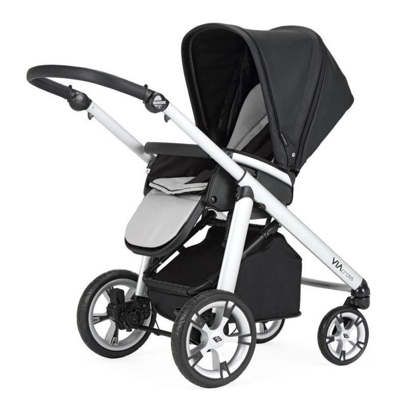Carro bebé Bebecar Via Cross Baby Stroller