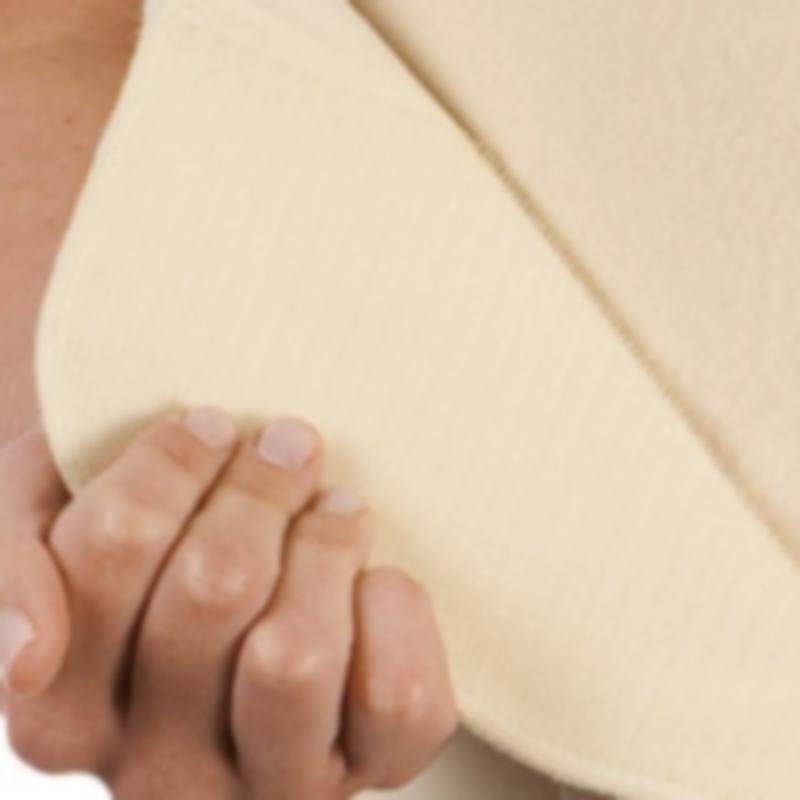 Faixa pós-parto algodão orgânico Carriwell Belly Binder
