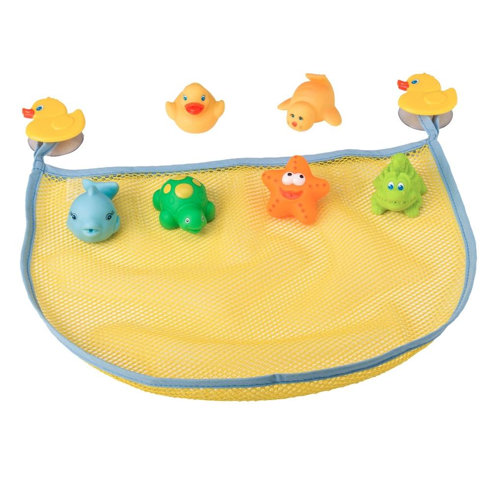 Companheiros de banho com rede Saro Bath Companions with Net