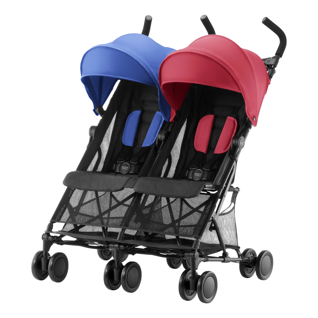 Carro gémeos/2 crianças Britax Holiday Double Stroller