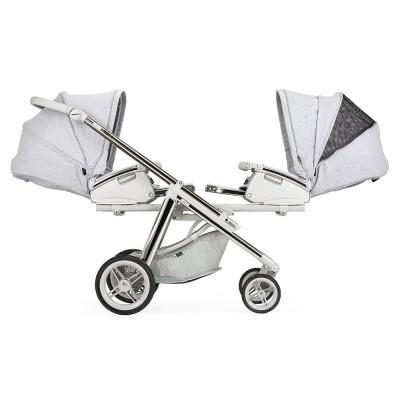 Carro gémeos/2 crianças Bebecar Top+1 Double Baby Stroller