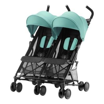 Carro gémeos/2 crianças Britax Römer Holiday Double Stroller