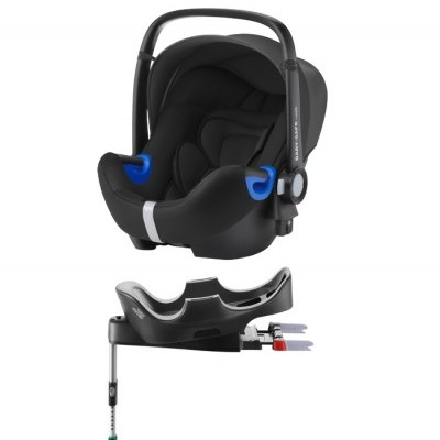 Pack cadeira auto e base flex Britax Baby Safe i-Size Car Seat and Flex Base