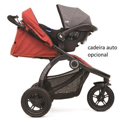 Carro de bebé Joie Crosster Baby Stroller