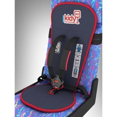 Sistema de retenção infantil para autocarros Euraslog Kidy Bus Harness