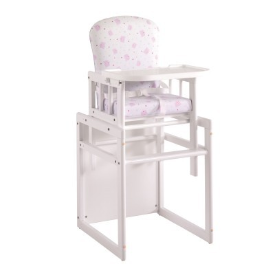 Cadeira de refeição evolutiva Micuna T-950 Plus High Chair