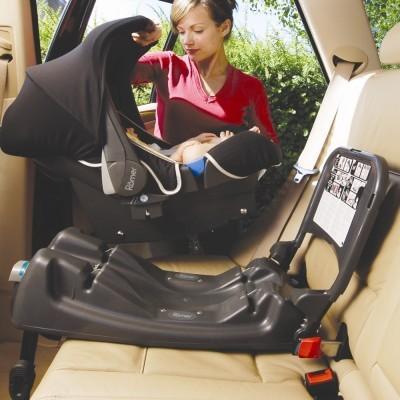 Base isofix Britax Baby Safe/Baby Safe Plus SHR II Isofix Base