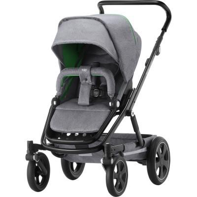 Carro bebé Britax Römer Go Big Baby Stroller