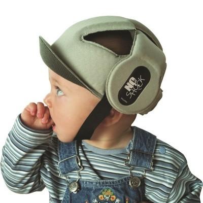 Capacete anti-choque OKBaby No Shock Baby Hat