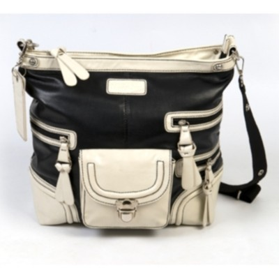 Saco Muda Fraldas Little Company Black Label BW02 Bag
