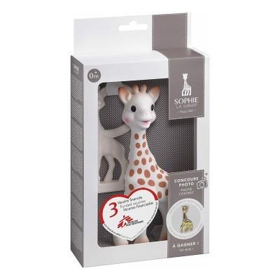 Pack Sophie La Girafe + Anel Dentição (Edição Limitada)