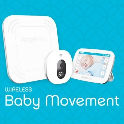 Monitor de vigilância (som, vídeo e movimento) Angelcare AC517 Wireless Baby Movement Monitor