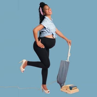 Leggings de gravidez Carriwell Comfort Maternity Support Leggings