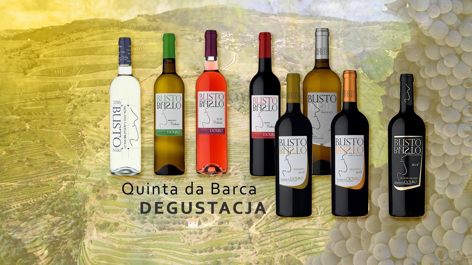 Busto DOC Douro
