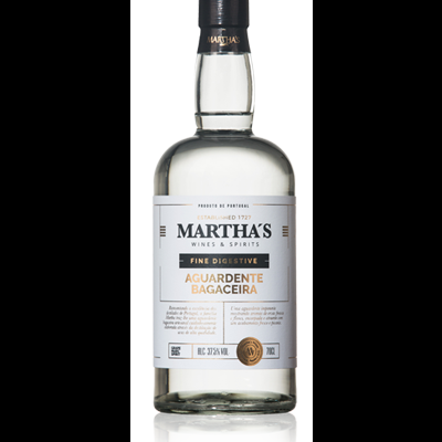 Destilados artesanais do Douro - Martha's