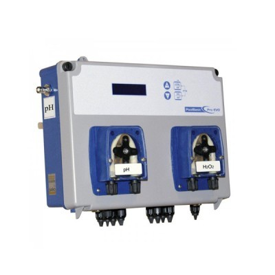 PoolBasic Pro pH-RX (bomba doseador de pH e cloro)
