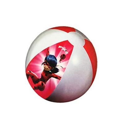Bola de Praia Miraculous Ladybug 45cm