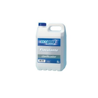 Floculante Líquido 5L - ECOPOOL