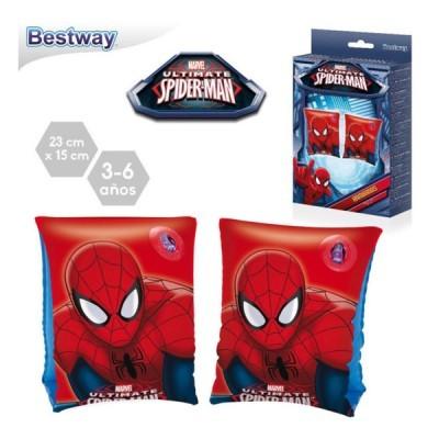 Abraçadeiras Spider-Man 23cm x 15cm - BestWay