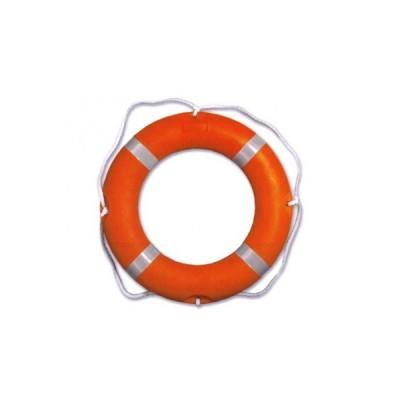 Boia salva-vidas em plástico