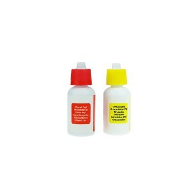 Recarga cloro total e pH, 20ml