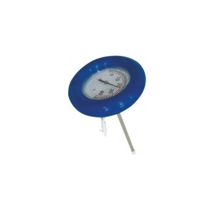 Termómetro flutuante circular, escalas ºC e ºF