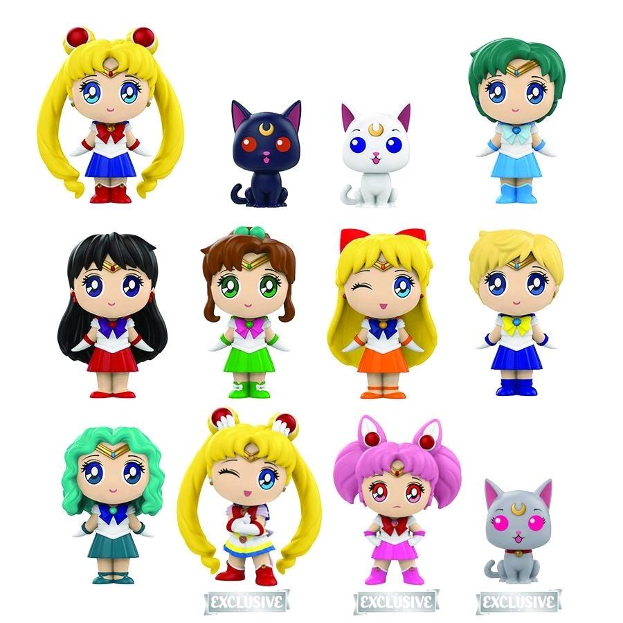 Funko Pop Mystery Mini Figures Blind Box Sailor Moon