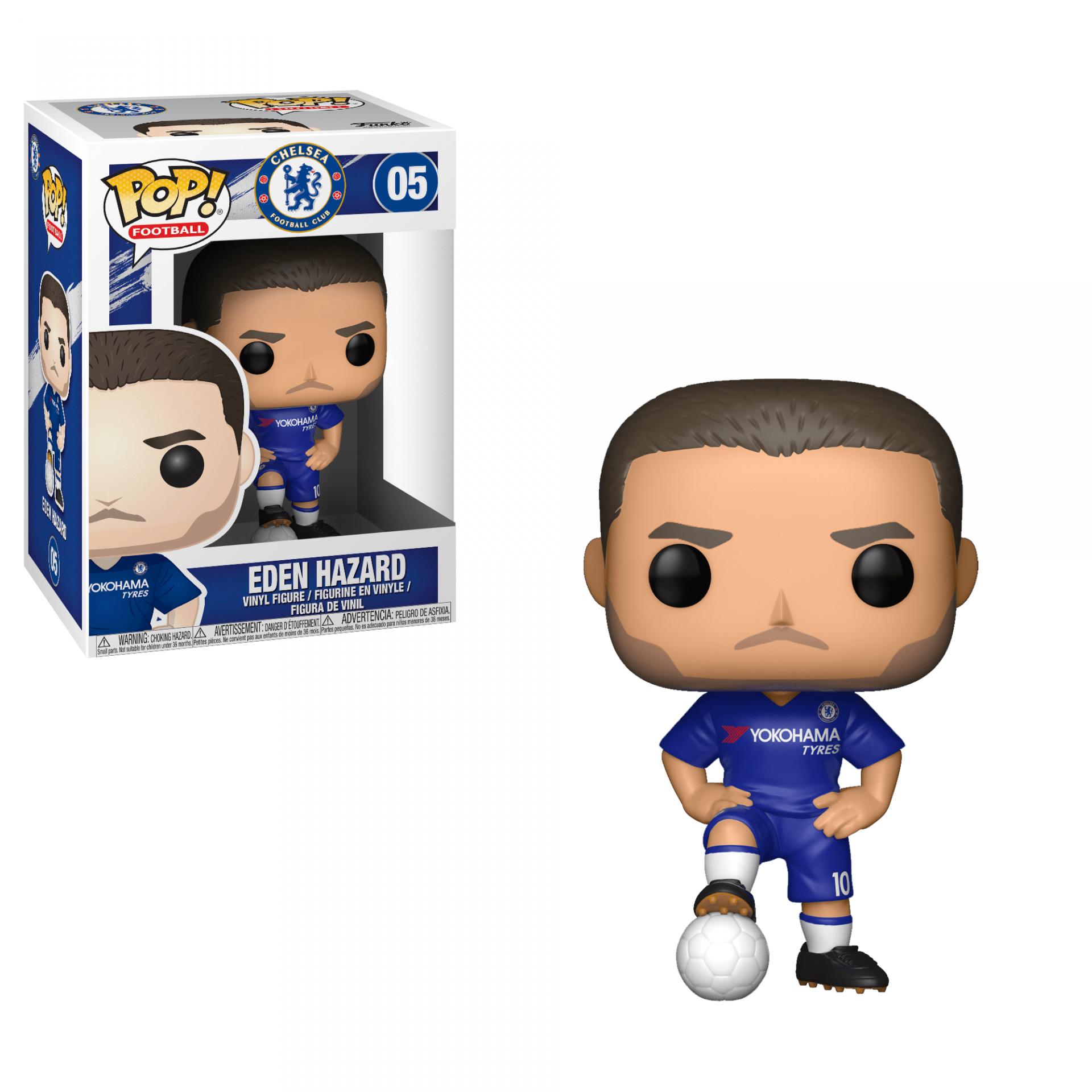 Funko Pop! Football Chelsea Eden Hazard #05 | Dream Pop ...