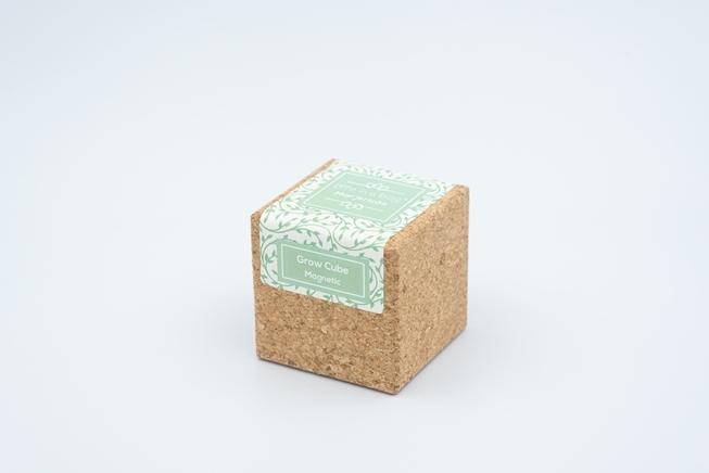 Grow Cube Manjericão