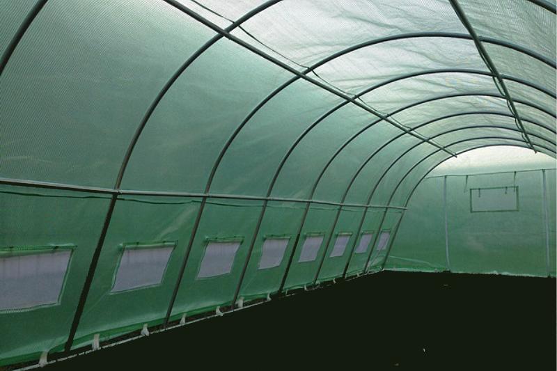 Estufa Polytunnel 4x10x2.30m