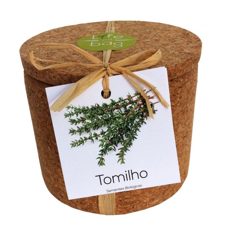 Grow Cork Tomilho