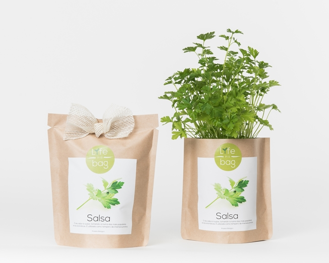 Grow Bag  Salsa