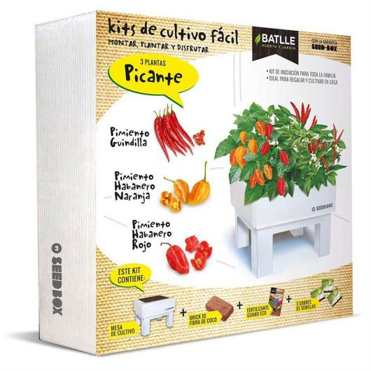 Seed Box Picante