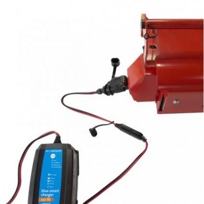 Carregador de bateria 24V 8A