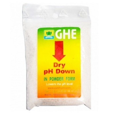 pH down 25g GHE (pó)