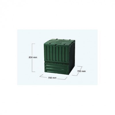 Compostor EcoKing 400L