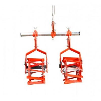 Two-wheel hoe 180mm