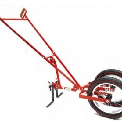 Kit de conversão de 2 rodas