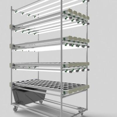 Estrutura para agricultura vertical