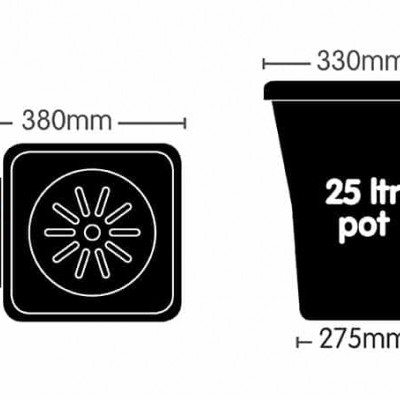 1Pot XL Kit Autopot - Extensão