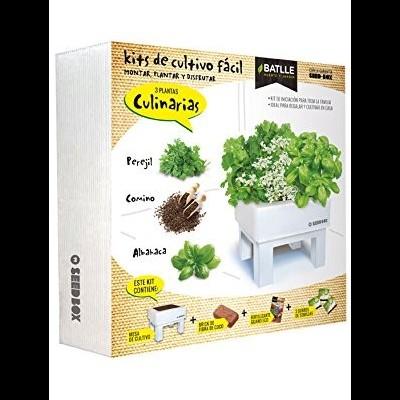 Seed Box Culinária