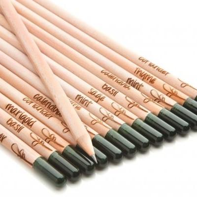 Lápis Manjericão