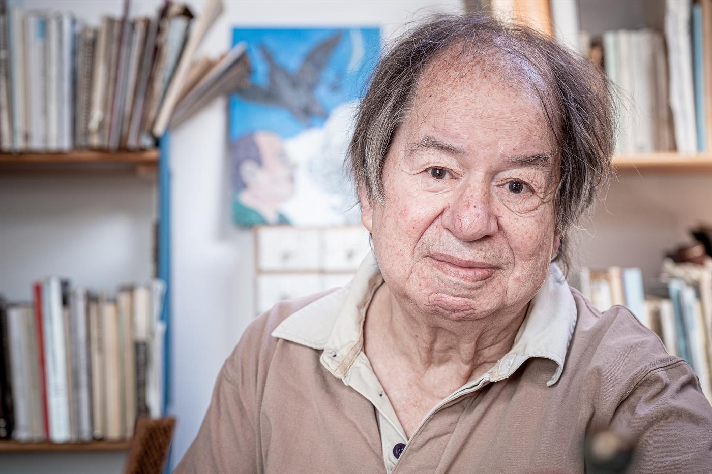 Alberto Pimenta, o poeta que leva os bois a visitar o Presidente, entrevista DN (17 Agosto, 2019)