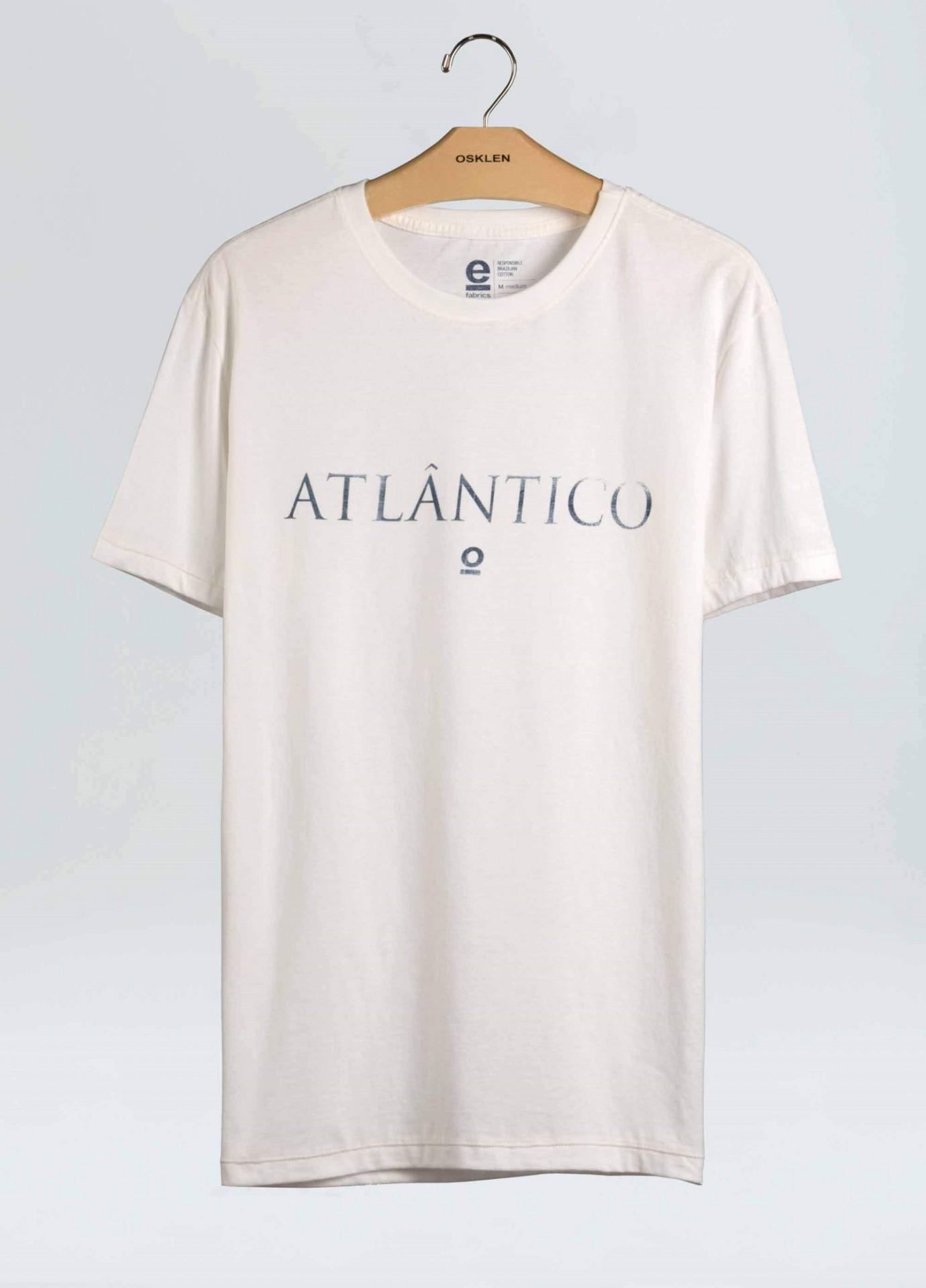T-SHIRT ATLÂNTICO OSKLEN
