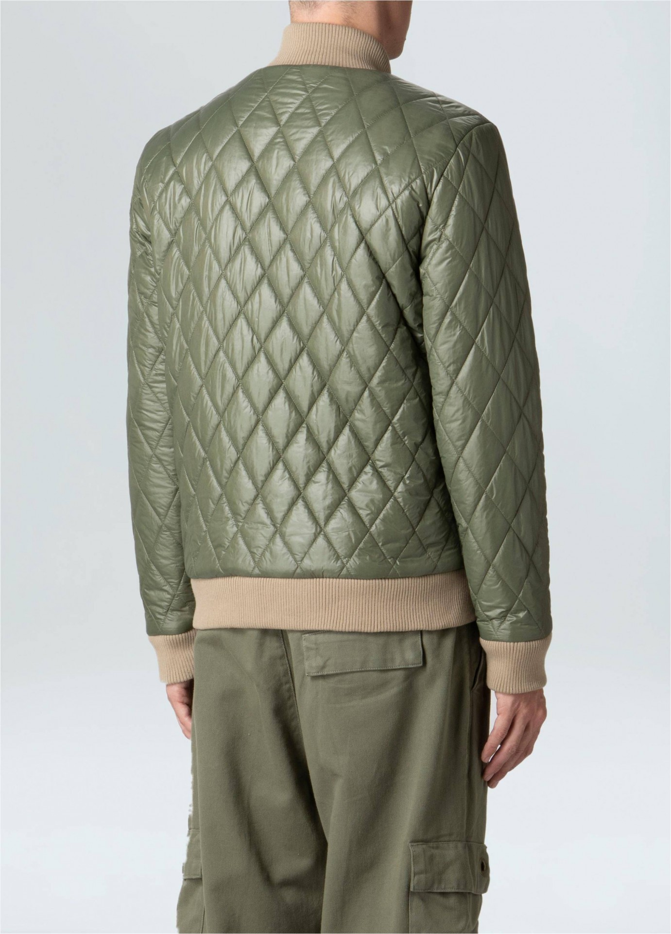 JAQUETA DOUBLE FACE BOMBER QUILTED OSKLEN
