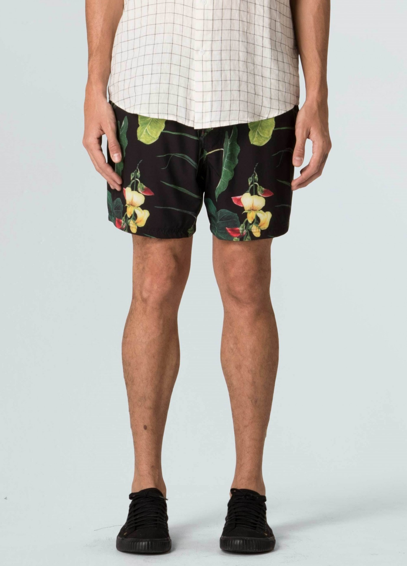BEACH SHORTS FLORA OSKLEN